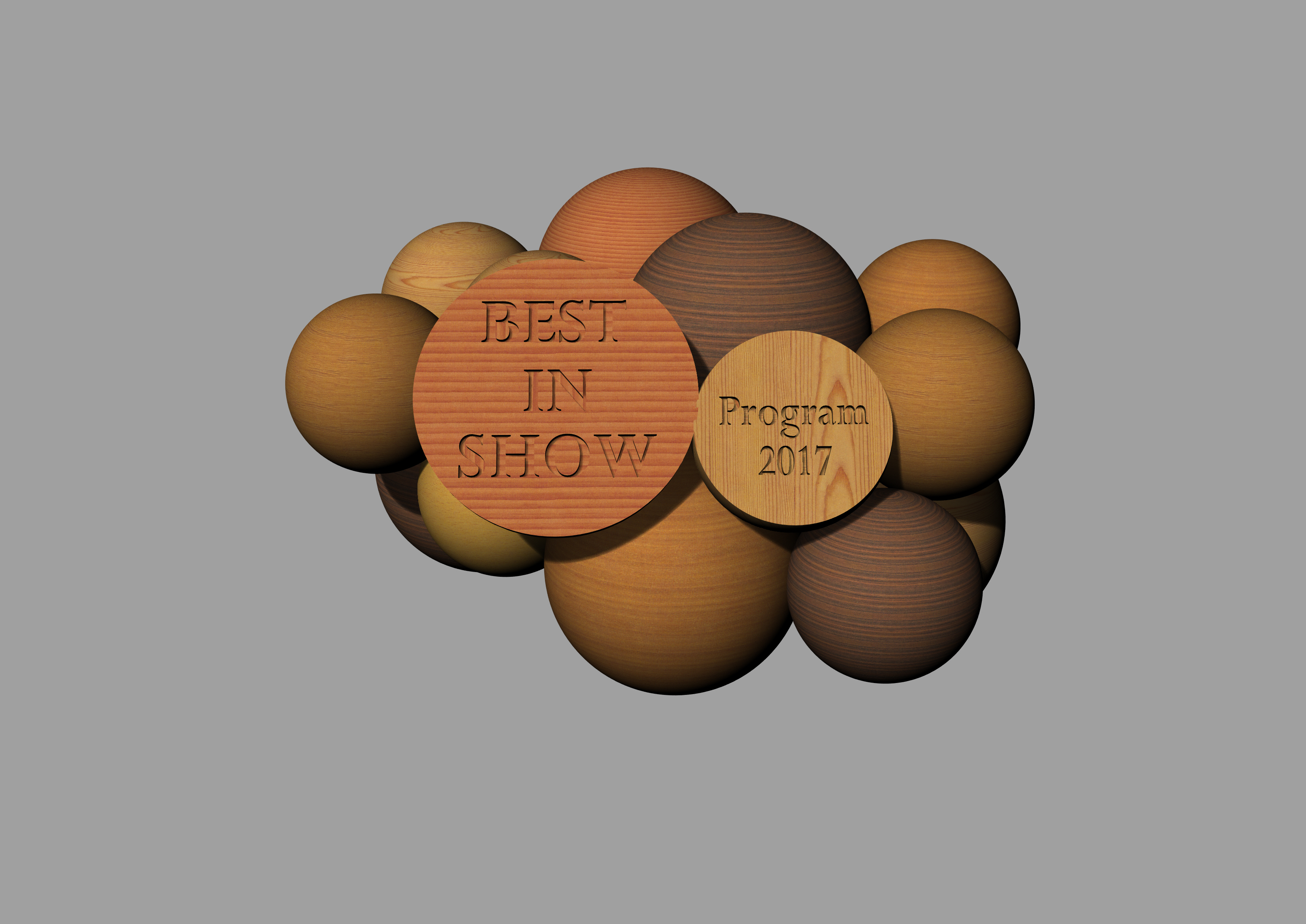 Awards rendering front